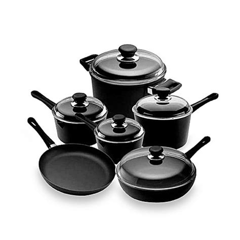 bed bath and beyond wok buy scanpan 174 classic non stick ceramic titanium 11 piece