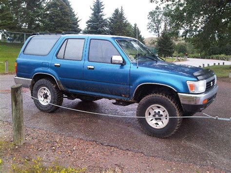 93 Toyota 4runner 2nd T4r Picture Gallery Page 14 Toyota 4runner
