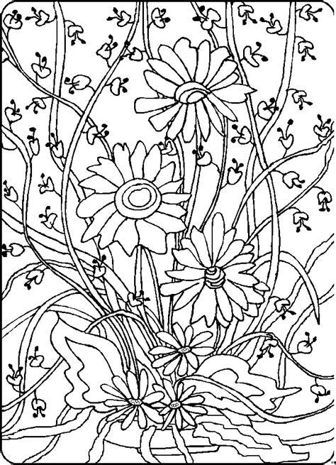 Kostenlose Vorlagen Ranken Bild Mit Ranken Ausmalbild Malvorlage Blumen