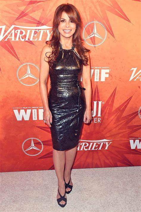 paula abdul attends variety  women  film annual pre