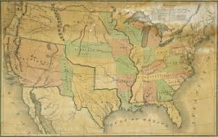 united states map 1840 antique prints shaping the trans mississippi west