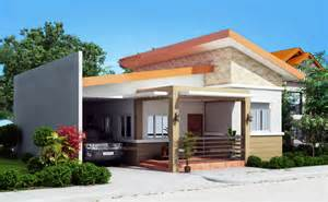 Create House One Story Simple House Design Home Design