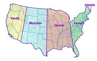 Michigan Time Zone Map by Should Indiana Michigan And Western Ohio Move To Central