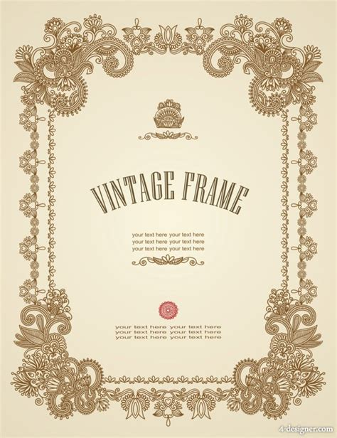 commendation certificate template 4 designer grain ham commendation certificate templates