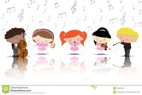 imagenes musicales con niños instrumentos musicais de jogo de crian 231 as
