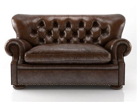 churchill sofa restoration hardware 5 churchill leather sofa 3d model restoration hardware