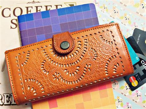 Ethnic Continental Purse by 1000 Images About Handmade Leather Wallets For On