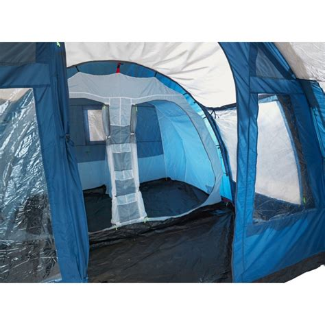4 man tent 2 bedroom trespass go further 4 man 2 room tunnel tent b grade