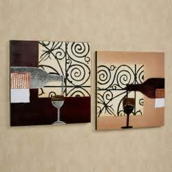 wall art for kitchen ideas lovable 2 pieces artwork portray as kitchen wall decor