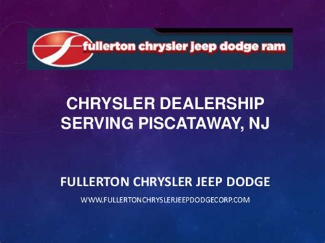 chrysler dealership in nj chrysler dealership serving piscataway nj