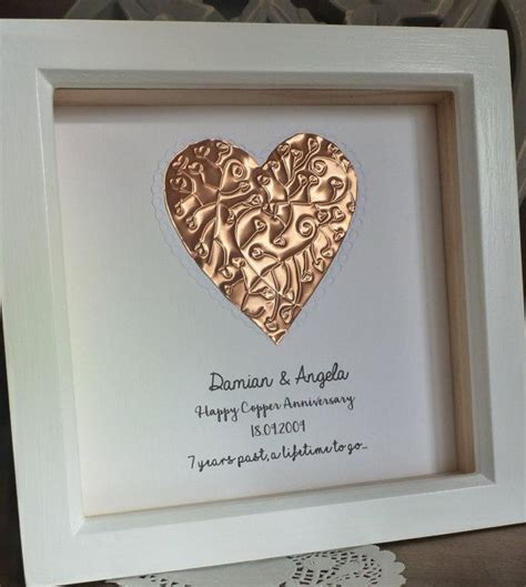 7th anniversary gift for 17 best ideas about copper anniversary gifts on
