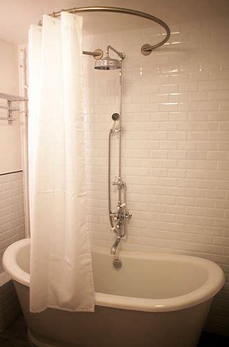 tringle rideau baignoire rideau de circulaire baignoire sabot retro
