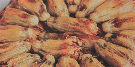 fiori di zucca ripieni di carne fiori di zucca ripieni