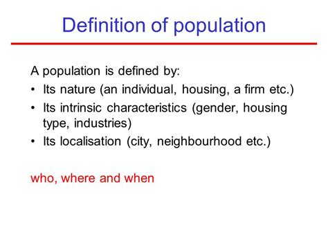 Opulate Definition for epidemiological studies ppt