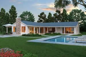 Narrow Lot Ranch House Plans l shaped house plans houseplans com