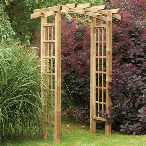 Garden Arch Beautify Your Backyard With A Garden Arch Trellis My