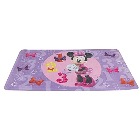 Minnie Mouse Bath Mat by Disney Minnie Mouse Quot Bowtique Quot Bath Mat Pink New Ebay