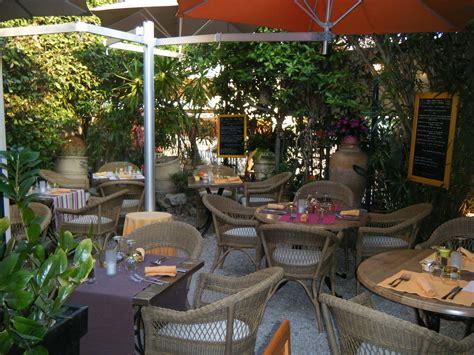 restaurant cote jardin restaurant brasserie 224 cannes