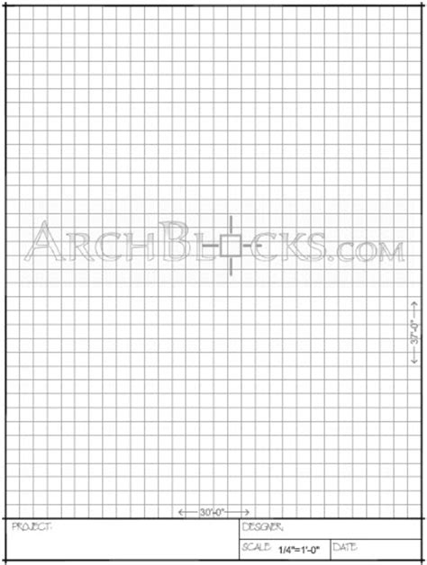 graph paper for floor plans template for graph paper