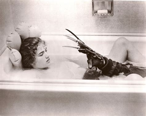 a nightmare on elm street bathtub scene horror movie podcast ep 070 a nightmare on elm street