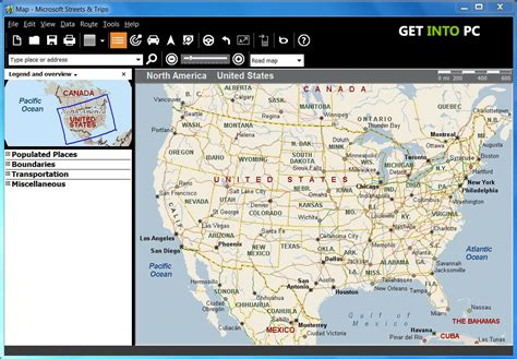 map point microsoft mappoint 2013 free