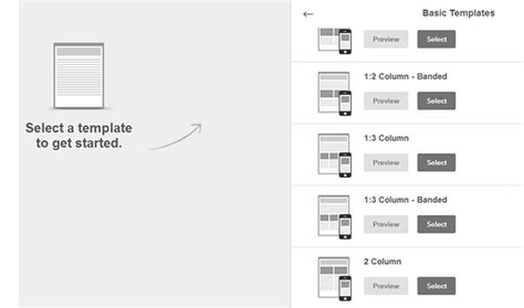 creare layout newsletter creare newsletter gratuite con mailchimp