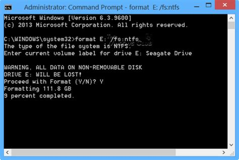 format cd via cmd format drive or run check disk using cmd or command prompt