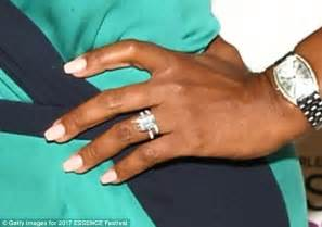 Wedding Rings Kenya by Newlywed Kenya Flaunts Sparkler At Essence Festival