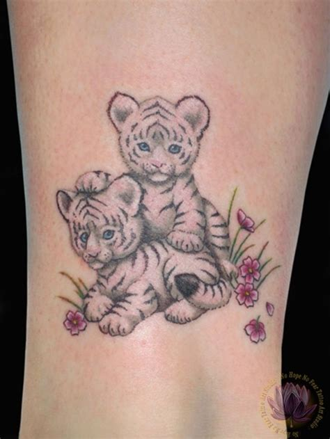cute baby tattoos 40 pictures of baby animals tattoos