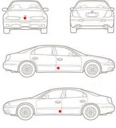 6 best images of commuter van damage inspection diagram