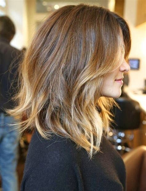 lob hairstyles 2015 so beautiful lob ombre hairstyles 2015 2016 full dose