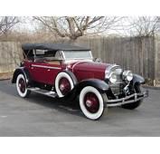 1927 Cadillac Series 314  Information And Photos MOMENTcar