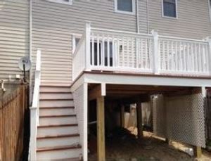 wilmington delaware decks porches remodeling gallery