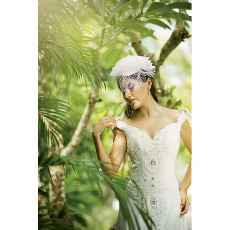 Jepitan Rambut Bunga Gurita Sedang 45cm hair with hair pieces weddingku