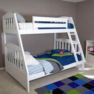 2 beds in one bunk bed features two functional beds in