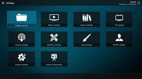 kodi for android kodi version 17 beta with new estuary and estouchy themes is now ready for