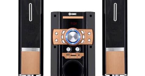 Speaker Multimedia Gmc 887d speaker aktif gmc 885s bluetooth terbaru