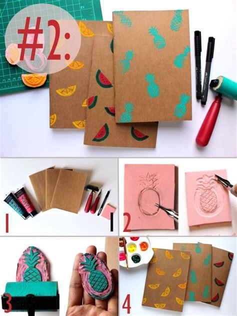 decorar cuadernos para c 243 mo decorar cuadernos o libretas paso a paso solountip