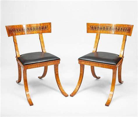 moderner klismos stuhl 42 besten klismos chair bilder auf m 246 bel