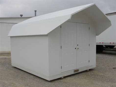 Insulated Storage Building Mike S Storage Buildings Outdoor Storage Buildings Mini