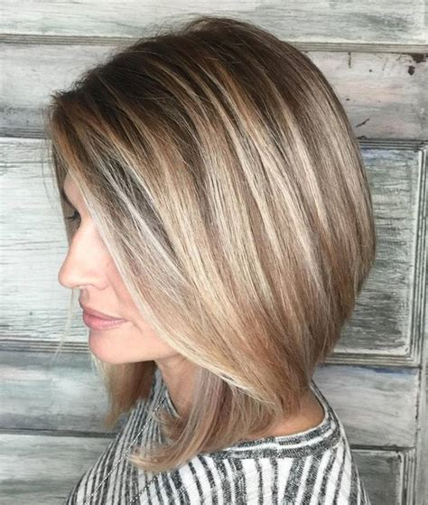 brunette with blonde highlights for women 50 and over 50 variants of blonde hair color best highlights for