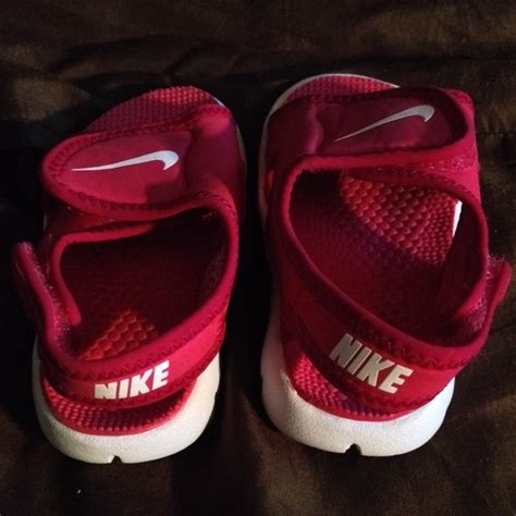 nike open toe running shoes 68 nike other toddler s pink nike open