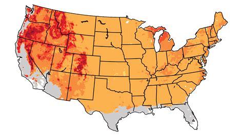 ragweed map usa free season national climate assessment