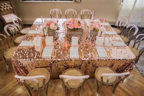 karas party ideas pink gold st birthday party karas