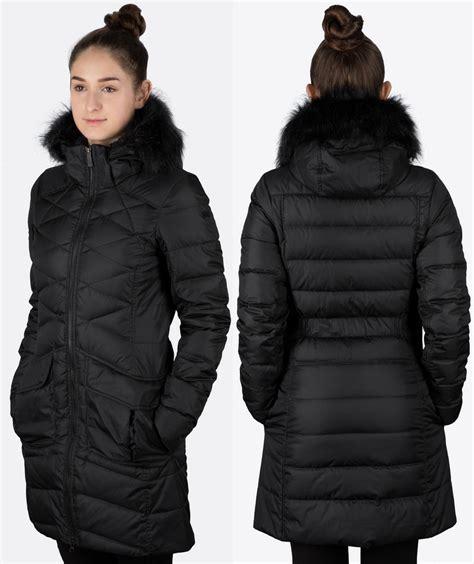 Jaket Winter Winter Coat Jaket Parka 24 sale nike s winter black parka jacket 550 grey duck fill fur xs ebay