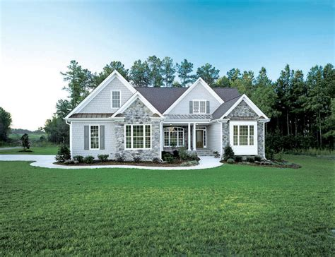 family home plan of the week under 2500 sq ft the whiteheart plan