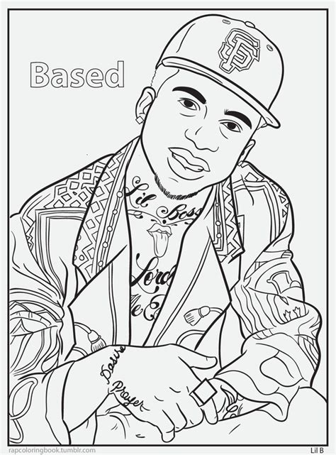 coloring book rap 7 delightful pages from a rap coloring book