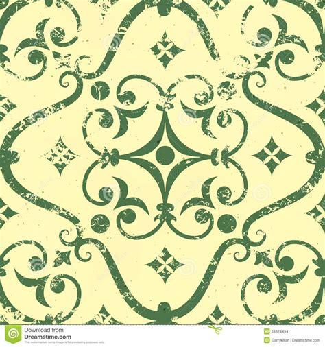 vector damask seamless pattern element vector vintage damask seamless pattern element cartoon