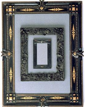 american picture frames cantor arts center hosts exhibition of american frames 12 99