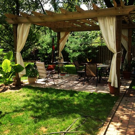 tips to building your own beautiful pergola world - Garten Pergola